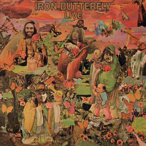 "Iron Butterfly ""Live"""