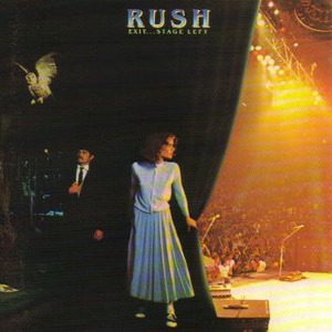 "Rush ""Exit...Stage Left"""