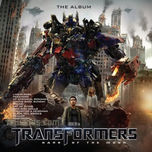 "V/A ""Transformers: Dark of the Moon"""
