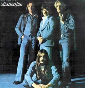 "Status Quo ""Blue for You"""