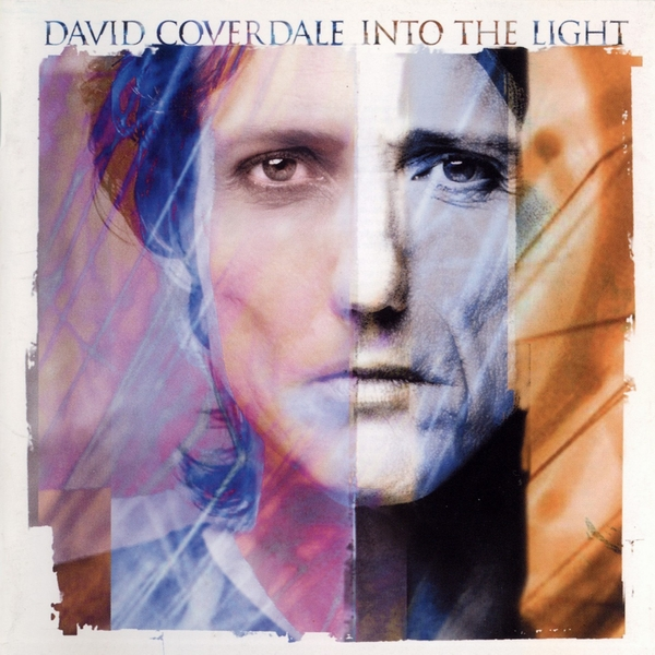 "David Coverdale ""Into the Light"""