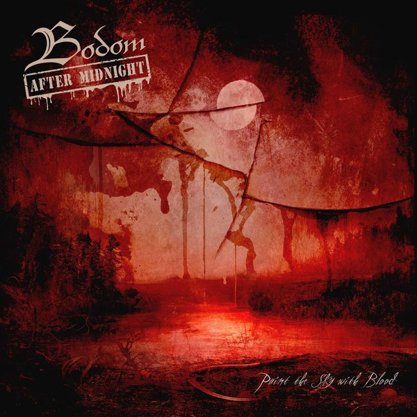 "Bodom After Midnight ""Paint the Sky with Blood"""