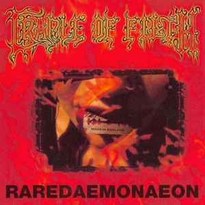 "Cradle of Filth ""Raredamonaeon"""