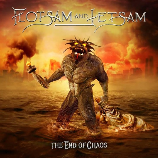 "Flotsam and Jetsam ""The End of Chaos"""