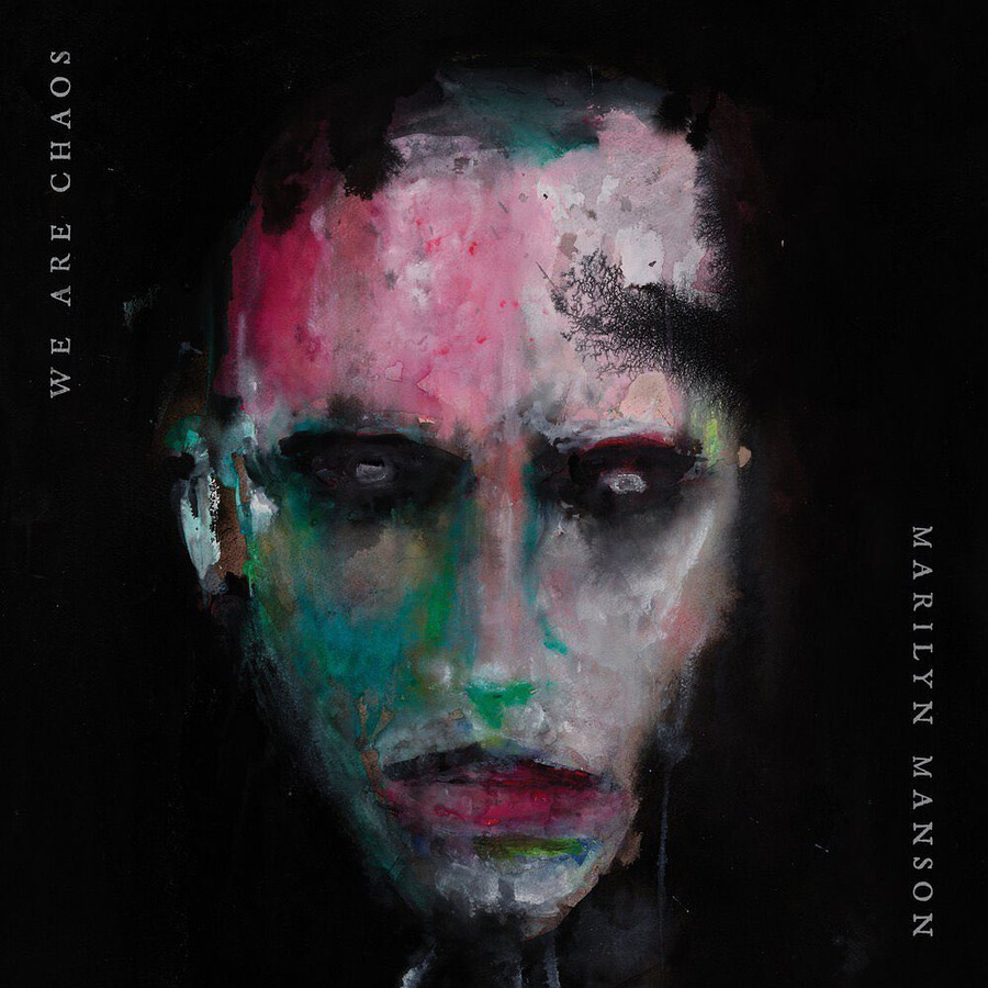 "Marilyn Manson ""We Are Chaos"""