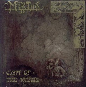"Mortiis ""Crypt of the Wizard"""