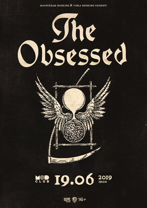 <STRIKE><font color=red>The Obsessed</STRIKE></font>